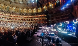 King Crimson en el Royal Albert Hall